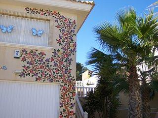Luxury detatched villa with private pool, Villamartin