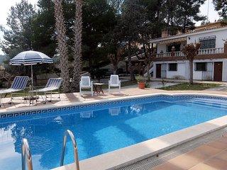 VILLA MARIA,  con piscina privada