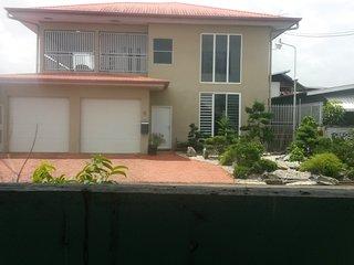 Medusa-apartment, Paramaribo
