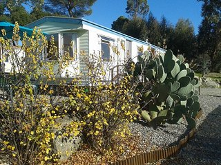 2 Bed Mobile Home in Beautiful Portuguese Countryside Setting with Private Pool