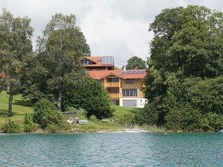 das SEE-IDYLL - Garten-Chalet, Dietringen