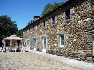 Chambres d'hotes au coeur de la nature, lac de Grandval, Chaudes-Aigues