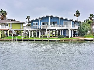 3BR Waterfront Key Allegro Home w/Amazing Views!