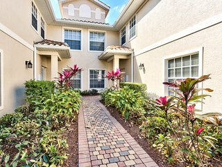 Saratoga Townhouse at the Lely Resort