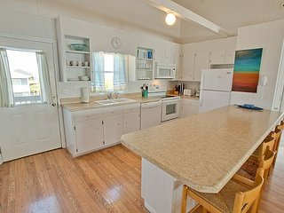 Walking On Sunshine -  Pet Friendly Oceanfront Duplex