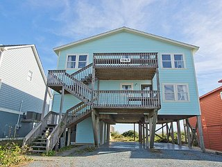 Walking On Sunshine - Pelican - Pet Friendly Oceanfront Duplex