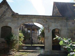 La Laugérie chambre indépendante en duplex, Hautefort