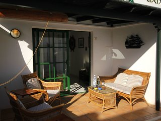 Holiday home El Refugio in Playa Honda, close to the beach