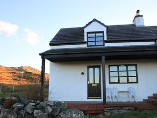 INCBC Cottage in Kinlochbervie, Badcall Bay
