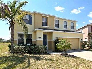 7bedrooms-3masters-south Facing Pool-Free Wifi-Near Disney, Orlando