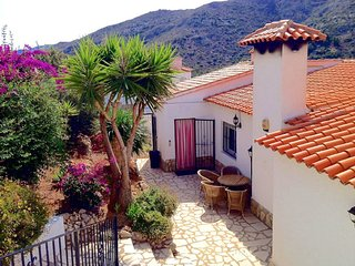 Preciosa Villa con vistas espectaculares. Pedreguer, Alicante.