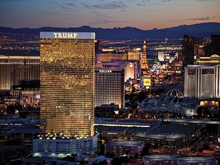 Hilton Grand Vacations Trump International Hotel LAS VEGAS! Studio for rent