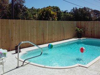 Breezy 3BR Vero Beach House w/Private Pool
