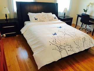Spacious Double Room near Harvard Square (Share bathroom)