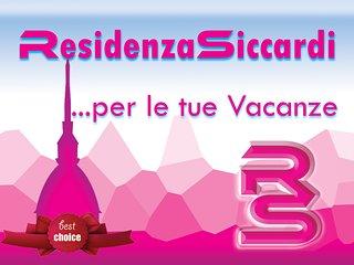 RESIDENZA SICCARDI - 90 mq. nel Centro di Torino, Turim