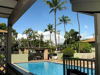 Kihei Bay Surf #144 Cute Hawaiian Style Studio, Great Rates, starting at $80!