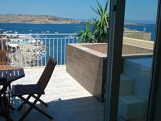 Penthouse Suite with rooftop terrace incl. jacuzzi and stunning seaviews.