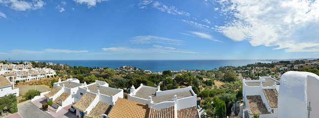 360 degrees View from Roof Terrace