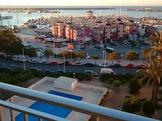 STUNNING FIRST LINE PENTHOUSE ON THE SEA, Torrevieja