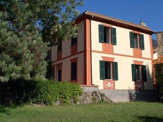 Villa Antica tra mare e monti, Casarza Ligure