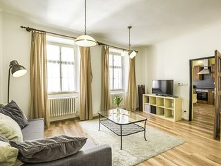 Apartment in the center of Prague with Washing machine (498689), Praga