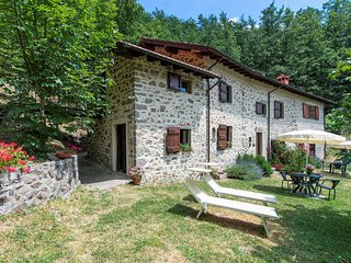 Villa with private pool - Il Gufo Farmhouse, San Marcello Pistoiese