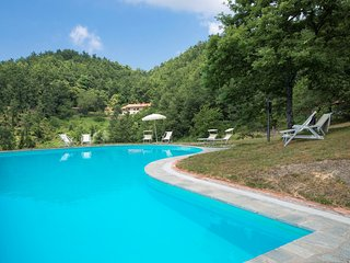 Villa with private pool - Il Gufo Farmhouse