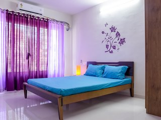 3 BHK Service apartment in Goregaon East, Near Exhibition centre, Navi Mumbai