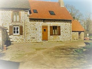 Wisteria Cottage, Lascoux, Nr Azerables, La Creuse