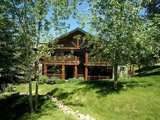 Saddle Creek Town Homes #1755, Steamboat Springs