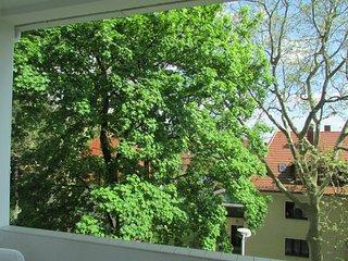 gemütliche Ferienwohnung mit Balkon in Dresden