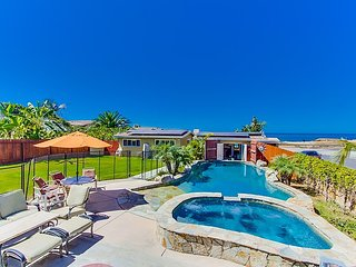 VILLA MAR VISTA -  SPACIOUS OCEANFRONT HOME