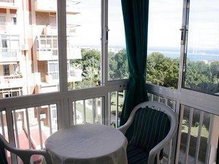 alquiler vacacional estudio con jardines y piscinas, Arroyo de la Miel