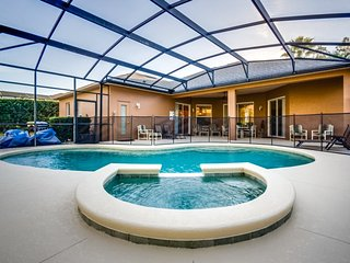 Wheelchair Accessible, Roll In Shower, Pool Hoist, Luxury Disney Vacation Home