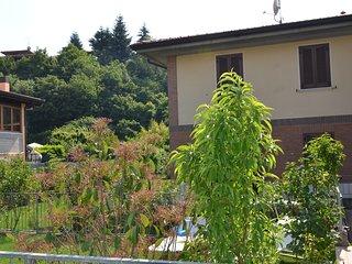Trilocale 7  posti letto veranda, giardino, garage, wifi, Salò Lago di Garda, Roe Volciano