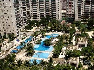 Resort Barra da Tijuca - 4 Quartos