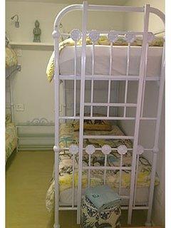 Second Bedroom has two bunker beds