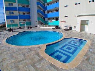 Apartamento Mar Azul Cerca al Mar - SMR512A