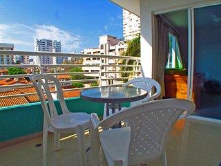 Apartamento Mar Azul - SMR87A, Santa Marta