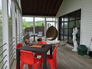 Designer Loft Style Residence