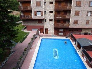 Alquiler piso en centro de Vielha (hasta 6 personas)