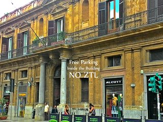 PALAZZO GALATI - APARTMENT | Free Parking - WiFi - Aircon