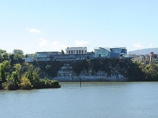 North Shore Condo on the River, Chattanooga