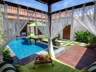 Sanur - Villa Sapa Gardenia, 1 bdrm private luxury Villa - couples retreat