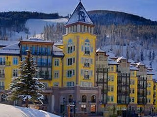 Ritz-Carlton Club-Luxury in Vail (Jan 26th, 2018- Feb. 2, 2018)