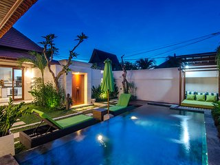 Sanur - Beautiful, spacious, luxurious -Private 2 bedroom Villa Sapa Gardenia 1.