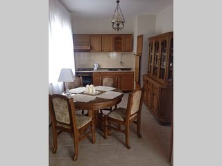 Spacious apartment with great view, Split