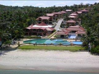 3 Bed Villa Beach Front Resort TG12, Choeng Mon
