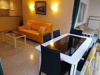 Spacious Central Sunny Apartment, Puerto de la Cruz