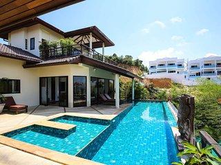 4 Bedroom Sea View Villa Suay Paap